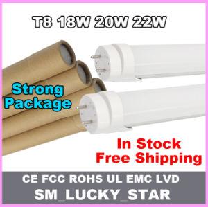 4feets Super Bright LED Fluorescent Bulbs AC85-265V Tube