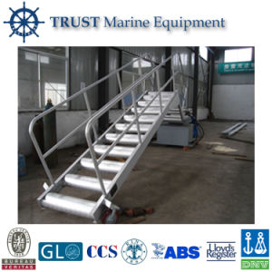 Supply Hand Crafted Aluminium Ship Shore Gangway pictures & photos
