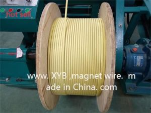 Double Glass Silk Wrapped Round Aluminum Wire pictures & photos