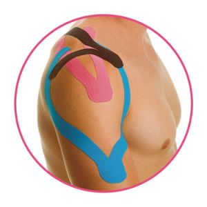 Pre-Cut Kinesiology Tape pictures & photos