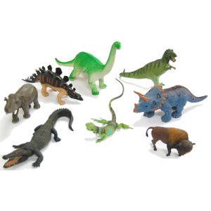 High Quality Animal Plastic Figure Toys pictures & photos
