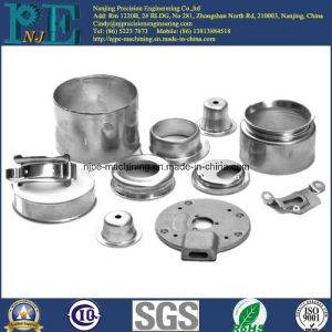 Custom CNC Machining Die Casting Auto Parts pictures & photos