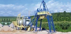 40t/H Simple Asphalt Mixing Plant