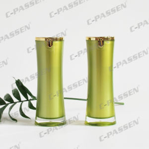 30g Acrylic Slim Waist Lotion Bottle for Cosmetic Packaging (PPC-NEW-014) pictures & photos