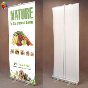Roll up/ Roller Banner Stand with Full Color Printing pictures & photos