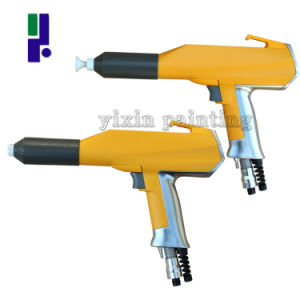 Manual Powder Spray Gun pictures & photos