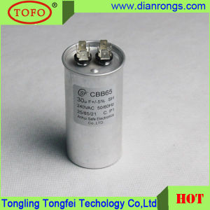 High Quality 65mfd Running Capacitor pictures & photos