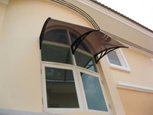 Polycarbonate Outdoor Furniture/Awnings/Canopy /Sunshade/ Canvas for Windows& Doors (D1200A-L) pictures & photos