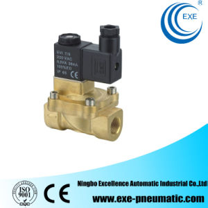 Exe 2/2 Pneumatic Solenoid Valve, Direct Acting Solenoid Valve 2V025-06 pictures & photos