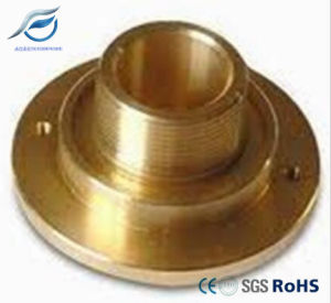 CNC Machined Precision Electrical Brass Bolt for Auto Parts