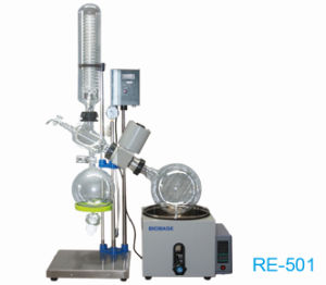Biobase Best Price Laboraotry Electronic 5L Rotary Evaporator pictures & photos