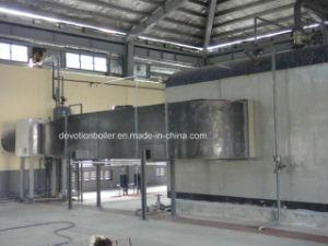 Packaged 35t/H Horizontal Water Tube Steam Boiler pictures & photos