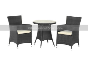 Outdoor Garden Rattan Table and Chair Set (MTC-088) pictures & photos