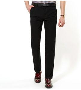 Mens Chino Pants-Black Color