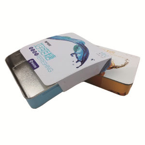 Pull and Mint Box with Pull Shaped Lid pictures & photos