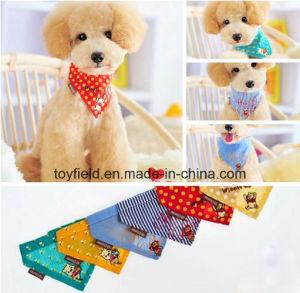 Pet Scarf Cat Collar Cotton Printed Dog Bandana pictures & photos