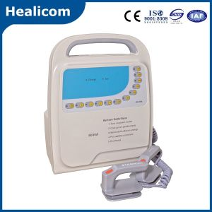 Good Quality Hot Sell Hc-8000A Medical Portable Biphasic Defibrillator with Cheap Price pictures & photos