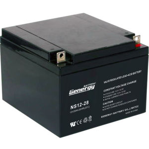 12V 28ah Emergency Light Battery (NS12-28)