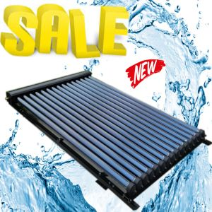 Swimming Pool High Pressurized Heat Pipe Solar Collector Solar Water Heater pictures & photos