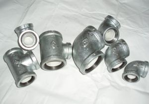 Malleable Galvanized Fire Fighting Fitting pictures & photos