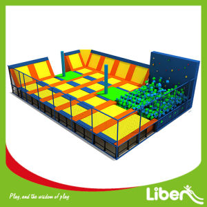 Over 300 Square Meter Best Quality Kids Trampoline with ASTM Standard pictures & photos