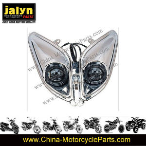 Motorcycle Spare Parts Motorcycle Head Light for Gy6-150 pictures & photos