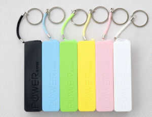 Powerbank Perfume Taste 2600mAh Power Bank Portable Mobile Power Supply pictures & photos
