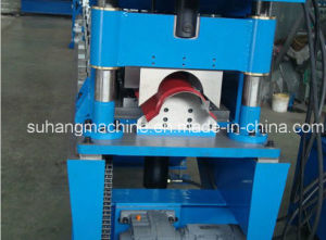 Customized Automatic Roll Former Ridge Cap Roll Forming Machine pictures & photos