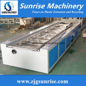 PVC Wall Panel Plastic Board Profile Production Line pictures & photos