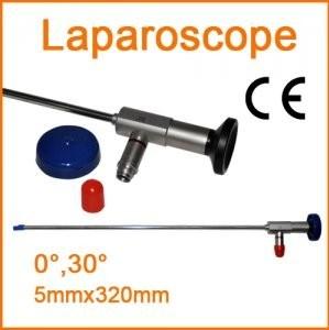 Laryngoscope Rigid Optics Storz Stryker Olympus Wolf Compatible Endoscope -Maggie pictures & photos