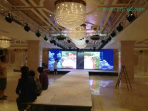 High Definition P5 Full Color LED Video Display for Indoor pictures & photos