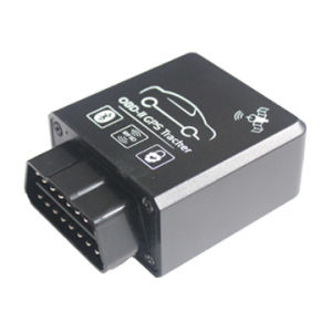 Plug & Play OBD II GPS GPRS GSM Car Tracker for SMS Tracking on Cellphone with a Googlemap Link (TK228-KW) pictures & photos