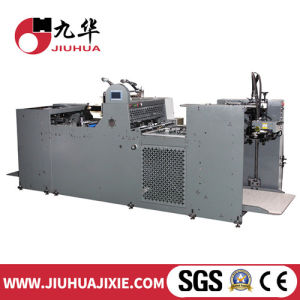 Automatic Hot Machine Laminator (Jiuhua) pictures & photos