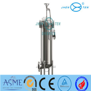 Stainless Steel Industrial Cartridge Filter pictures & photos