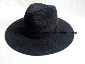 50% Cotton 50%Wool with Fine Gentleman Style Safari Hats pictures & photos