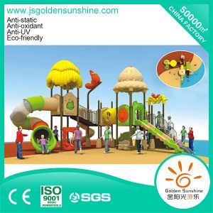 Outdoor Playground Amusement Equipment Slide for Children and Kids (A-013-1)