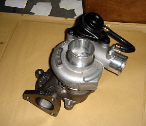 TF035hm Turbo 49135-04121 49135-04212 282004A201 Turbocharger for Hyundai Commercial pictures & photos