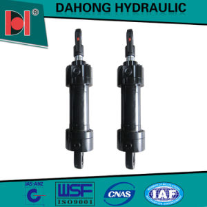 Excavator Steel Hydraulic Cylinder with Telescoping System