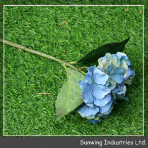 Low Prices Nature Colorful Artificial Silk Flowers for Home Garden