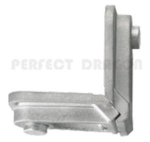 Best Extraordiairy Joint Corner Hl6435 for Aluminum Profile pictures & photos