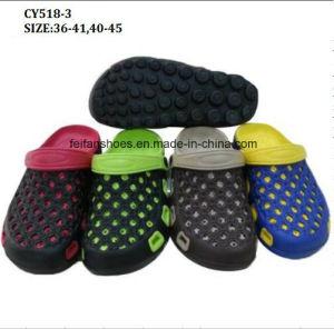 Latest EVA Garden Shoes Beash Shoes Sandal Shoes (CY518-3) pictures & photos