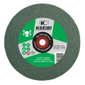 for Metal High Quality Kseibi Silicone Carbide Grinding Wheel pictures & photos