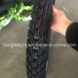 2016 Popular New Pattern Motorcycle Tyre 3.00-17, 3.00-18, 2.75-17, 2.75-18 pictures & photos
