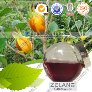 Natural Gardenia Extract Edible Gardenia Red Pigment Powder pictures & photos
