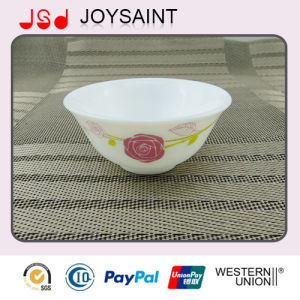 Opal Glass Rice Bowl 4.5′. 5′ pictures & photos