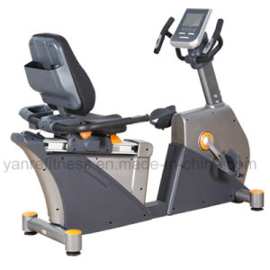 CE Approved Cardio Equipment EMS Walk-Thru Recumbent Bike pictures & photos