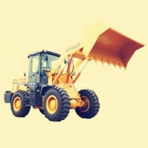 World Heavy Industry 3ton Wheel Loader for Sale (W136) pictures & photos