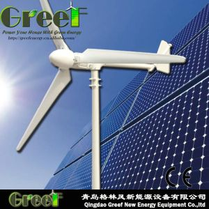 10kw Wind Solar Hybrid off-Grid/on-Grid Complete System with Ce pictures & photos