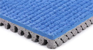 Water Resistant Prefabricated Flooring Roll Rubber Mat pictures & photos
