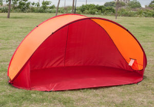 Polyester Pop up Beach Tent (EPT-006) pictures & photos